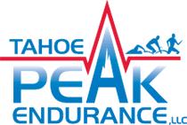 Tahoe Peak Endurance logo